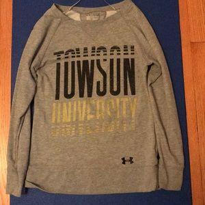 Towson University sweatshirt